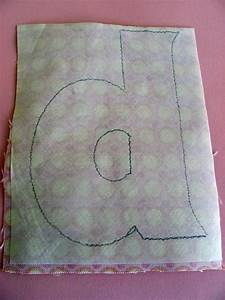 I don39t like the technique used but this site has for Fabric letter templates