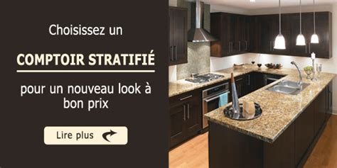 comptoir cuisine stratifié choisissez un comptoir stratifié pour un nouveau look à bon prix
