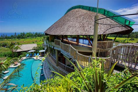 bali photo gallery floating leaf eco luxury retreat