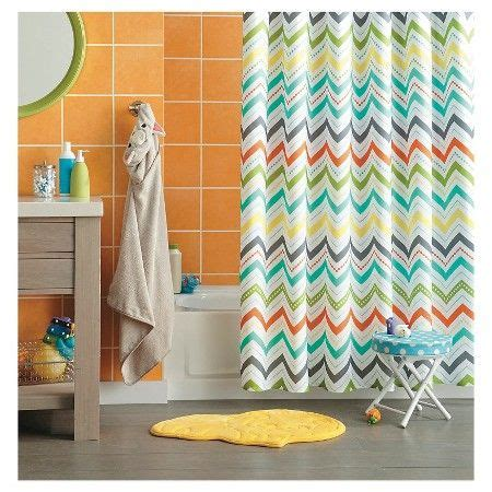 Blue Chevron Curtains Target by 25 Best Ideas About Orange Curtains On