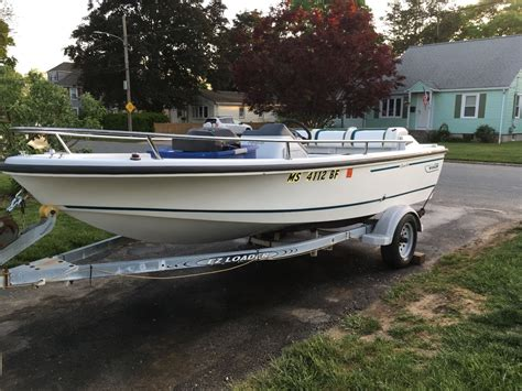 1995 Boston Whaler Jet Boat by Boston Whaler Rage Jet Boat 1995 For Sale For 2 499