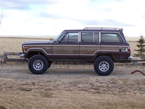 wagoneer jeep lifted bjtc brian 1979 jeep wagoneer specs photos modification