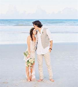 Eclectic Destination Beach Wedding: Mica + Gavin - Green