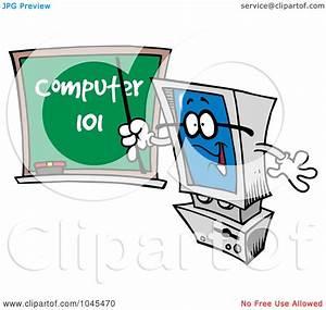 Computer Teacher Clipart – 101 Clip Art