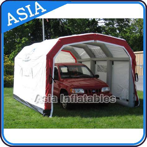 Kundenspezifisches Aufblasbares Garagezelt Für Auto Foto