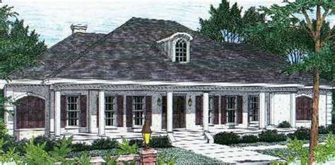one story colonial house plans southern colonial style house plans 2605 square foot home 1 story 4 bedroom and 3 bath 2