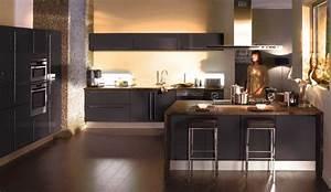 Orange Vert Quel Couleur : o acheter votre cuisine ooreka ~ Dallasstarsshop.com Idées de Décoration