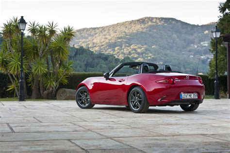 mazda united states mazda puts a price on the 2016 mx 5 in the united states