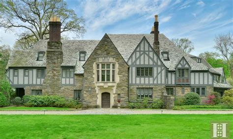$3.7 Million Historic Tudor Mansion In Montclair, NJ