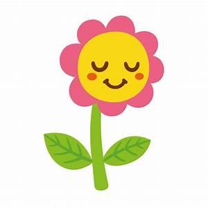 stickers autocollants enfant deco fleur sourire With affiche chambre bébé avec autocollant fleur