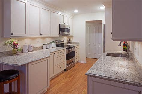 white galley kitchen white galley kitchen traditional kitchen chicago 1028
