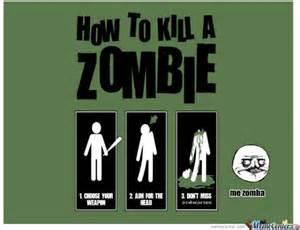 Zombie Walking Dead Funny Memes