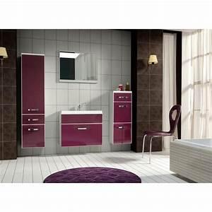 Salle De Bain Complete : bali salle de bain compl te simple vasque 60 cm ~ Dailycaller-alerts.com Idées de Décoration