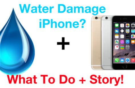 iphone fell in water iphone news archives itouchappreviewers