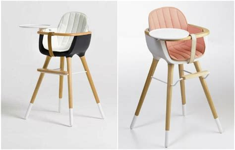 chaise haute en bois bébé chaise bois bebe pi ti li