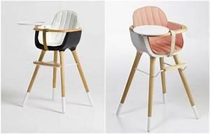 Chaise Haute Bébé Design : chaise bois bebe pi ti li ~ Teatrodelosmanantiales.com Idées de Décoration