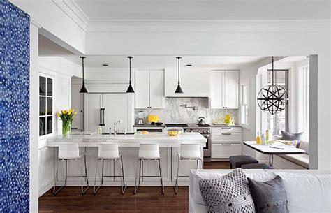 Ideen Für Küchendekoration, Die Den Raum Größer Aussehen