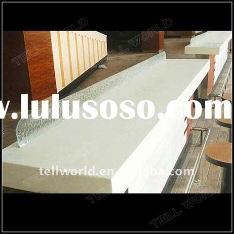 high quality made composite marble artificial