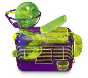 Super Pet CritterTrail Hamster Cages
