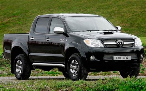 Auto Wallpapers 2009 Toyota Hilux Double Cabin Wallpapers