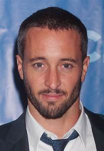 Alex OLoughlin Rocking The Buzz Cut Over The Years