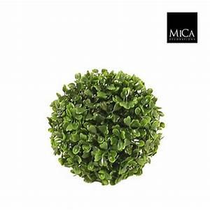 Boule De Buis : boule de buis 14cm jardinerie marius ferrat ~ Melissatoandfro.com Idées de Décoration