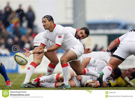 To connect with embassy of georgia to romania, join facebook today. Romania-Georgia Rugby editorial image. Image of champions - 31863740