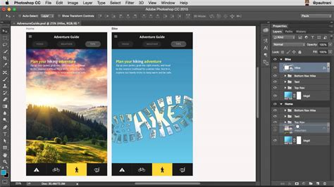 what s new in photoshop for web ui ux and app design