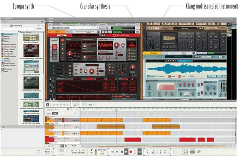 Review Propellerhead Software Reason 10 Emusician