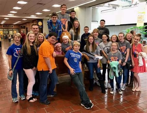 south marshall middle stlp attends regional showcase marshall county