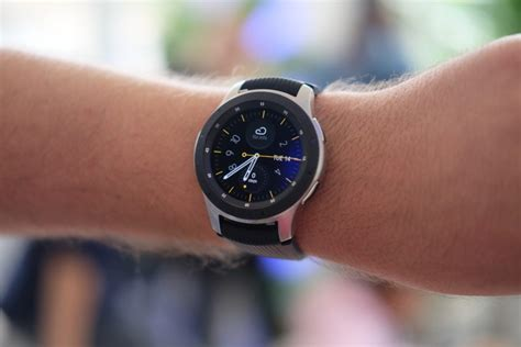 Jun 10, 2021 · while galaxy watch 4 details are scarce, we can expect to see samsung slap its one ui design language on it so that it matches the rest of the galaxy ecosystem. Samsung Galaxy Watch review: Gear S4 in disguise | Trusted ...