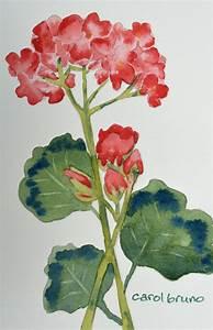 Easy Watercolor Paintings Flowers ...