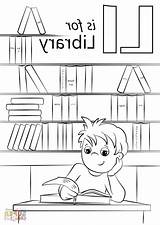 Coloring Library Sheets Colouring Printable Bakon Bedroom sketch template