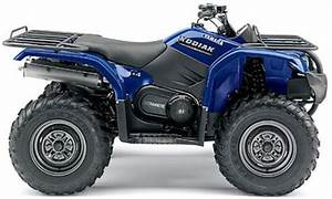 2003 Yamaha Yfm400far Kodiak Atv Service  U0026 Repair Manual