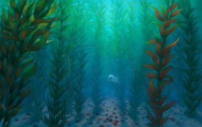 Warcraft Wallpapers Cataclysm Artwork Phone Underwater