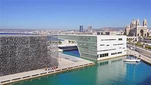 La Plateforme Du Batiment Marseille : le mucem et la villa m diterran e marseille vue du ~ Dailycaller-alerts.com Idées de Décoration