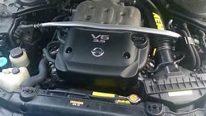 Nissan 350z Vq35de  2007  Engine Tick