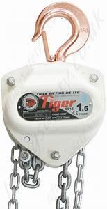 Tiger  U0026quot Ss12 Xcb U0026quot  Spark Resistant Chain Block