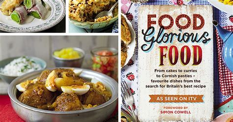 cuisine tv free food glorious food six great tried and tested family