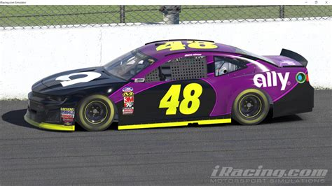 My picture is of when i was out of state for vacation to see the rest of my family, while i was walking member level 33 blank slate. 2019 Jimmie Johnson Ally Financial (Fictional) by Justin ...