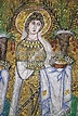 Byzantine woman | Early middle ages, Middle ages, Byzantine