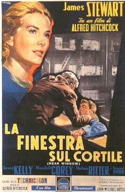 La Finestra Sul Cortile Recensione by La Finestra Sul Cortile Alfred Hitchcock Recensione Di