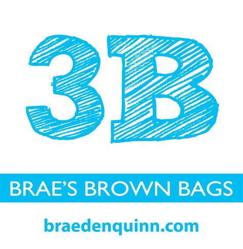 The In 3b by The Awesome Foundation 3b Brae S Brown Bags