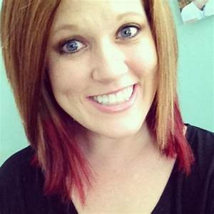 Natural red hair with bright red streaks | Other Hair for ...