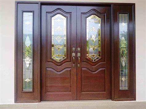 model desain pintu  jendela minimalis eksterior rumah