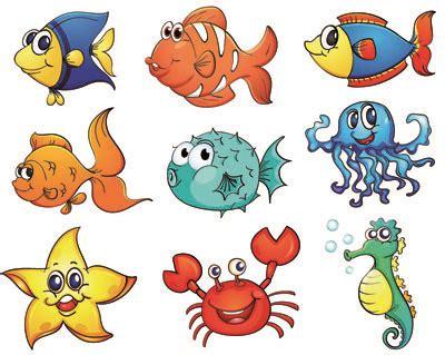 design play school activities  fish