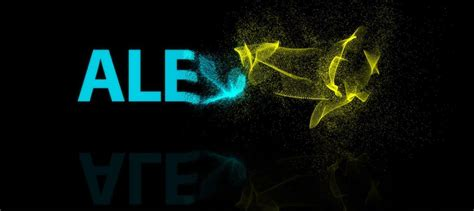 intro template  effects particle decay blog
