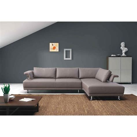 canape taupe canap 233 d angle droit imperator taupe achat vente