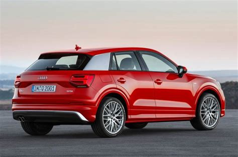Audi Q2 Launched in India, Price Starts at Rs 34.99 Lakh ...
