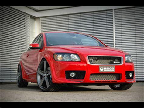 volvo  modifications  heico sportiv car tuning